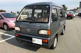 Honda Acty Van 1988