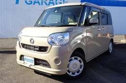 Daihatsu Move Canbus 2016