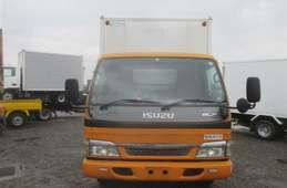 Isuzu Elf Truck 2002