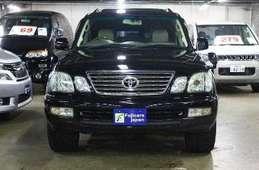 Toyota Land Cruiser Cygnus 2006