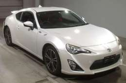 Toyota 86 2012