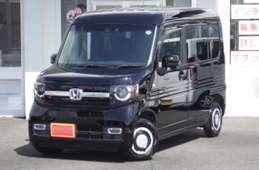 Honda N-VAN 2018