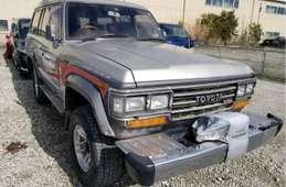 Toyota Land Cruiser 1988