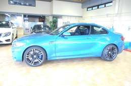 BMW M Model 2016
