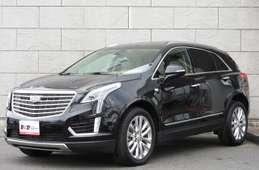 Cadillac SRX 2017