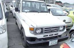 Toyota Land Cruiser 70 1993