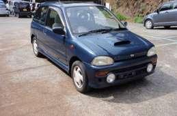 Subaru Vivio 1992