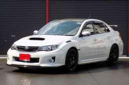 Subaru Impreza STI 2012