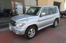 Mitsubishi Pajero iO 2006
