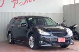 Subaru Legacy Touring Wagon 2010