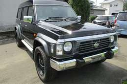 Nissan Safari 1996