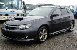 Subaru Impreza Sportswagon 2010