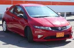 Honda Civic Type R 2009