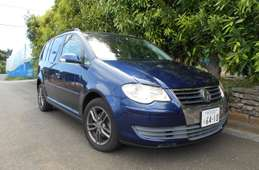 Volkswagen Golf Touran 2008