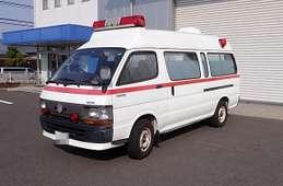 Toyota Hiace Van 1990