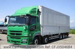 Mitsubishi Fuso Super Great 2012