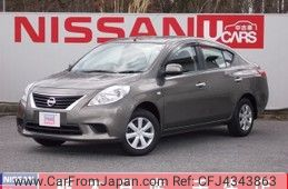 Nissan Latio 2013