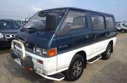 Mitsubishi Delica Starwagon 1989