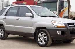 Kia Motors Sportage 2005