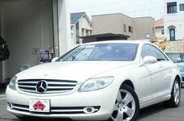 Mercedes-Benz CL-Class 2007