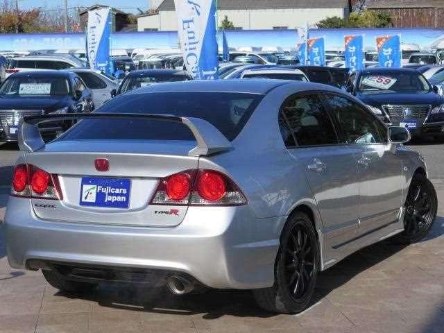 2007 Honda Civic For Sale >> Honda Civic Type R 2007
