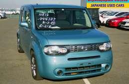 Nissan Cube 2012