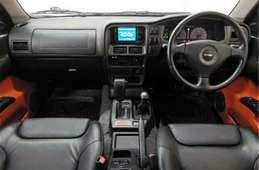 Isuzu Vehicross 1999