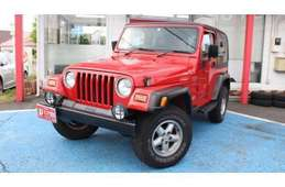 Chrysler Jeep Wrangler 1996