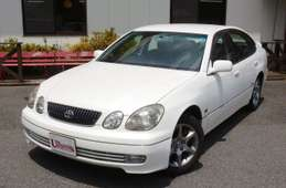 Toyota Aristo 2003