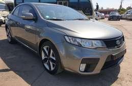 Kia Motors Forte 2010