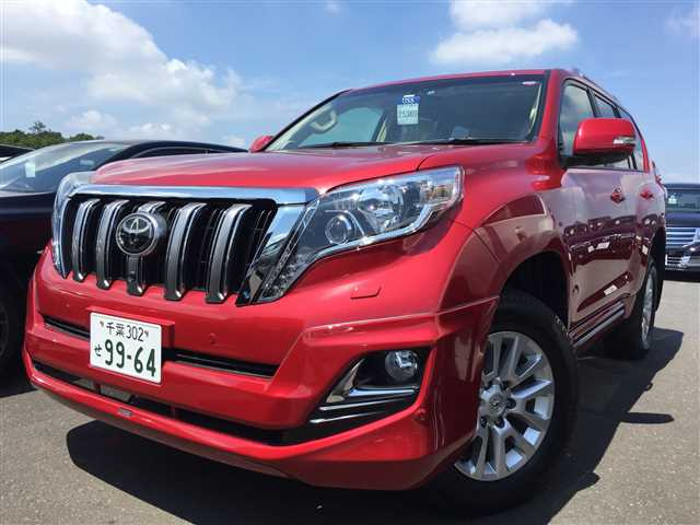 Used Toyota Prado for sale