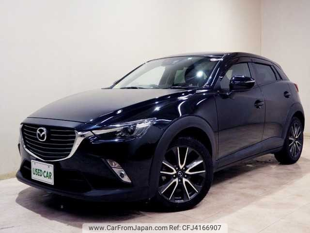 Used MAZDA CX-3 2016/Mar DK5AW-111305 in good condition ...