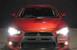 Mitsubishi Lancer Evolution X 2007