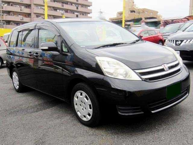 Used TOYOTA ISIS 2010 ZGM10-0012148 in good condition for ...