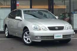 Toyota Aristo 2000