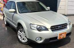 Subaru Outback - Japanese Vehicle Specifications | CAR FROM