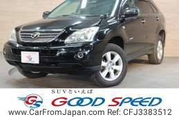 Toyota Harrier Hybrid 2010