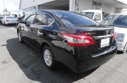 Nissan Sylphy 2013