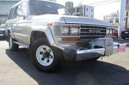 Toyota Land Cruiser 60 1988