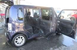 Daihatsu Move Conte Custom 2012