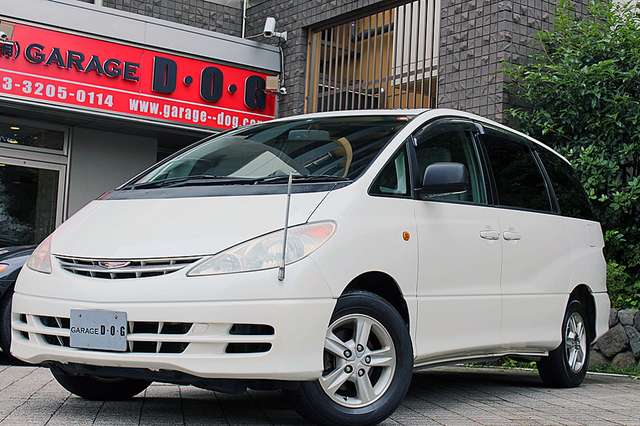 Used TOYOTA ESTIMA 2001/May ACR30-0100090 in good ...