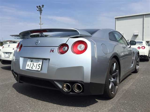 used nissan nissan gt r 2007 dec r35 000649 in good condition for sale car from japan. Black Bedroom Furniture Sets. Home Design Ideas