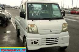 Mitsubishi Minicab Truck 2000
