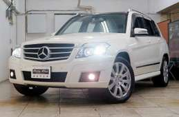Mercedes-Benz GLK-Class 2009