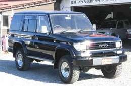 Toyota Land Cruiser Prado 1993