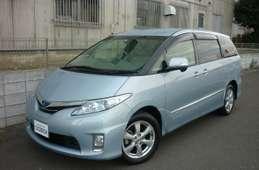 Toyota Estima Hybrid 2012