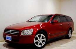 Nissan Stagea 2002