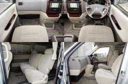 Toyota Granvia 2001