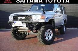 Toyota Landcruiser 70 2014