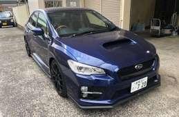 Subaru Wrx S4 2016